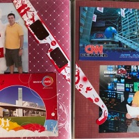 2010: World of Coca-Cola and CNN Studio Tour