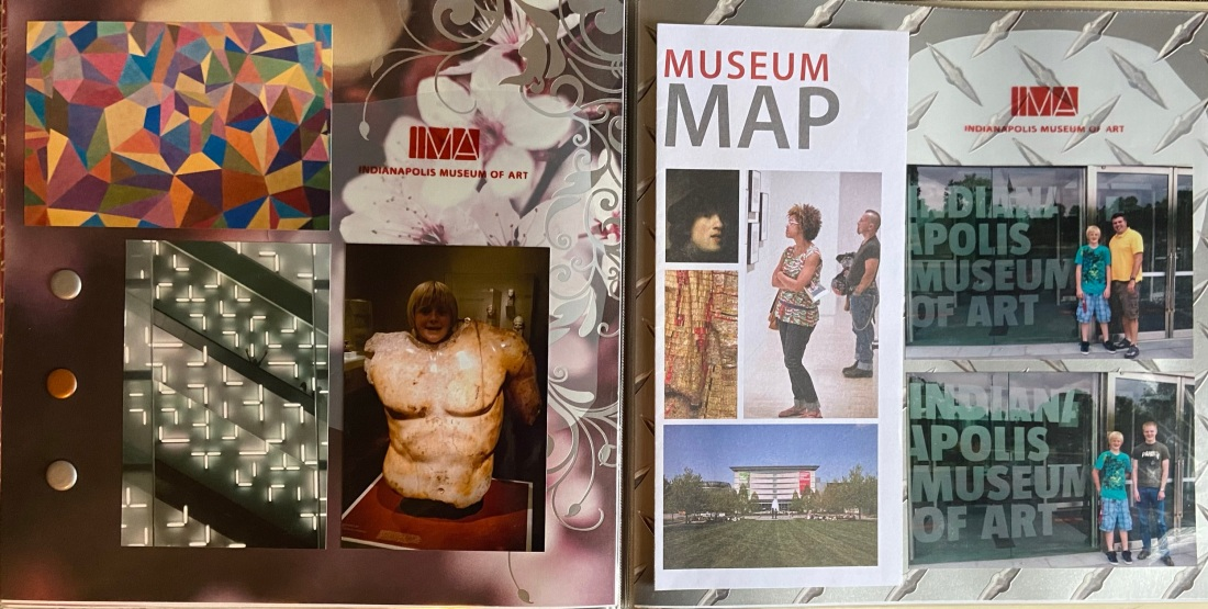 2010: Indianapolis Museum of Art