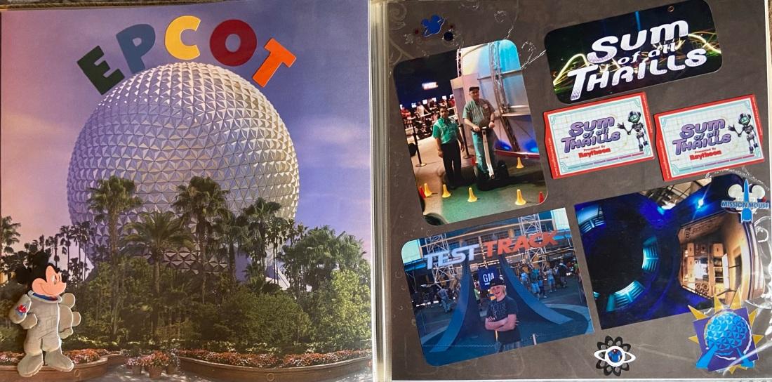 2010: Disney Epcot - 1