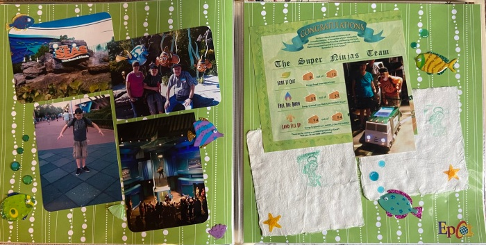 2010: Disney - East Future World