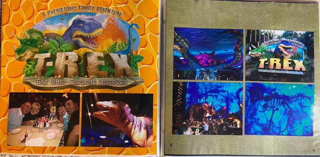 2010: Disney - Disney Springs - T-Rex