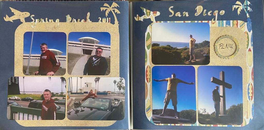 2011: Spring Break - San Diego